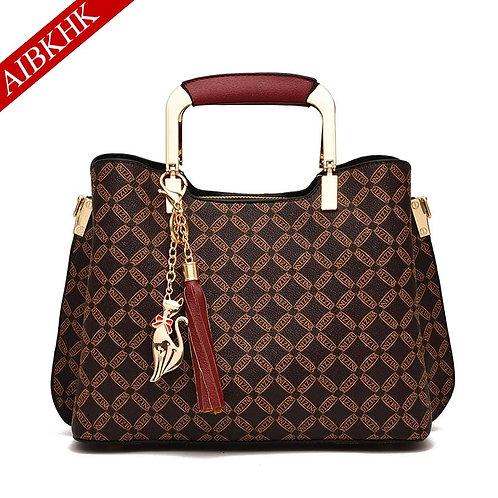 Lozenge Women  Crossbody Bags