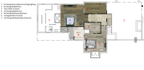 proposed 2nd floor