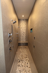 """""""the"""" shower"""