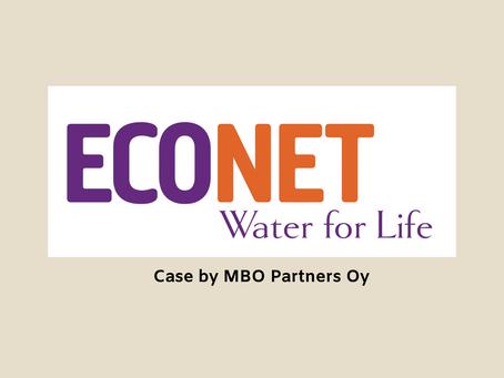 Econet Oy MBO-kauppa ja rahoitus