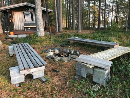 Renting a cottage in Finland throughout the year