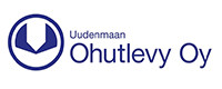 Uudenmaan Ohutlevy logo
