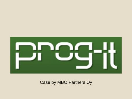 Prog-It osti liiketoimintaa