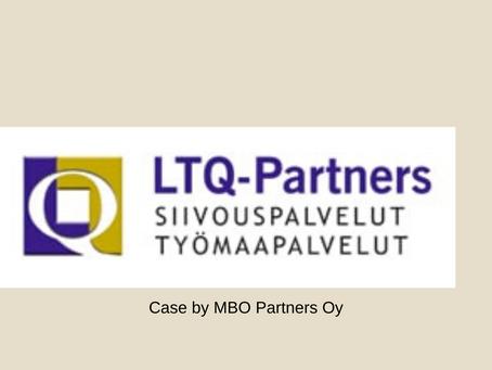 LTQ-Partners Oy osakekauppa ja rahoitus