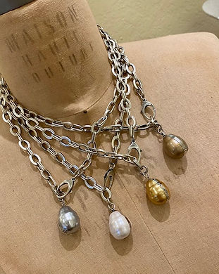 N5402 All White, grey, golden, tan pearl