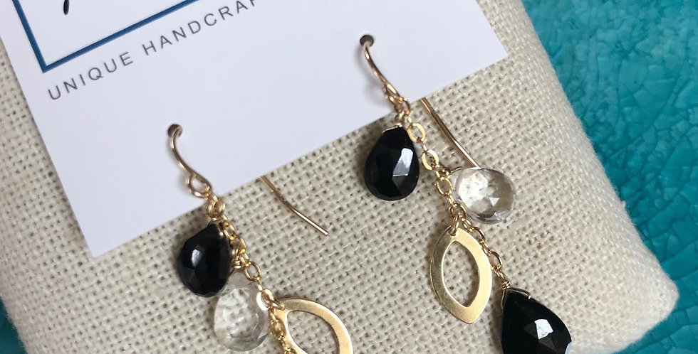 Black and White Dangles