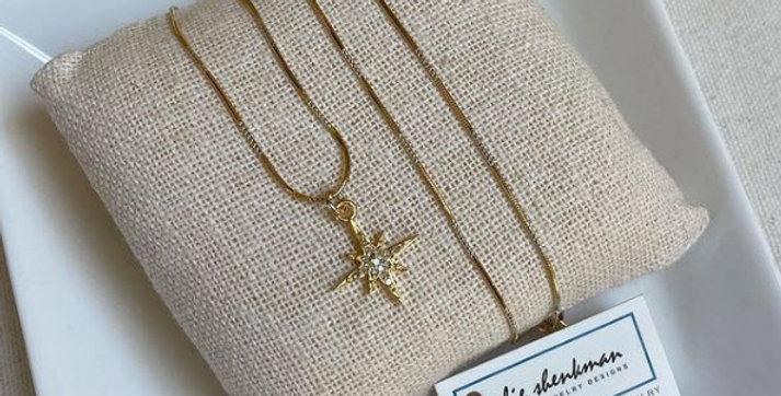 White Diamond Star