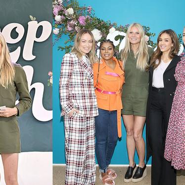 Gwyneth Paltrow hosted Goop Health Summit with Jessica Alba, Taraji Henson,& More in