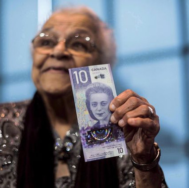 Canada's  Viola Desmond $10 bill note wins international banknote competition