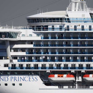 12 Canadians on cruise ship, Diamond Princess infected with novel coronavirus