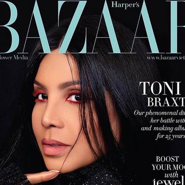 Toni Braxton For Harper's Bazaar Vietnam By John Jay