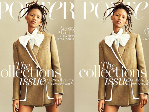 Adesuwa Aighewi By Philip Messmann For    PorterEdit October 2019 Edition