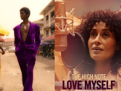 "NEW FILMS|Alton Mason Stars In  Short Film ""Rise In Light"" + Tracee Ellis Ross In ""The High Note"""