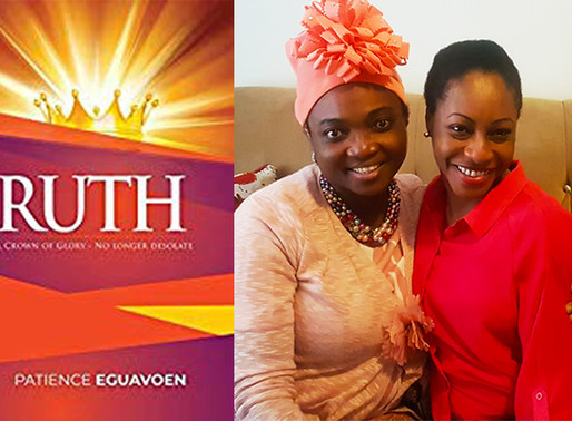 MUSEKAFE TV: 'Travailing to Prevailing' Author Patience Eguavoen On Dreaming Big, Purpose & More!