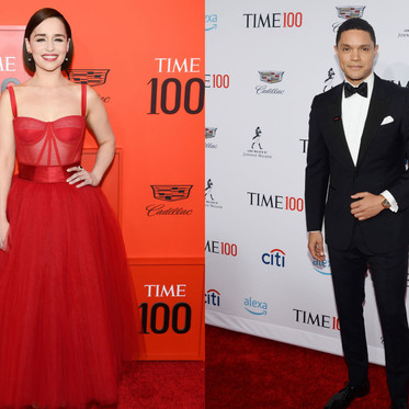 2019 TIME 100 Gala FLIX:  Emilia Clarke, Naomi Campbell, Dwayne Johnson & More!