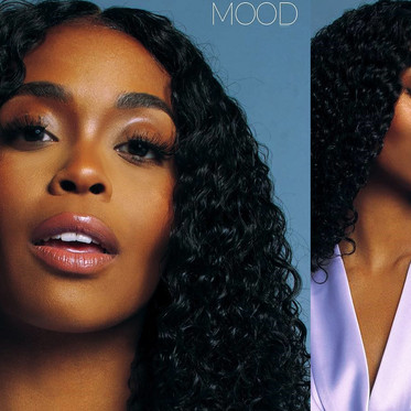 Nafessa Williams For Mood Magazine
