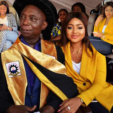 Teen actress Regina Daniels And 64-year-old Politician Ned Nwoko Set To Wed + shows off new car