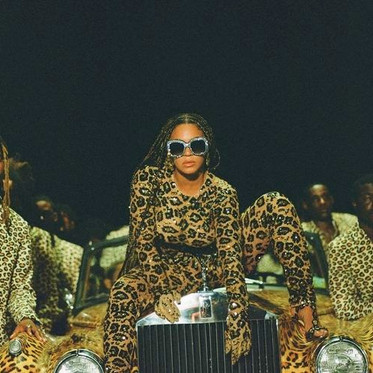 Lookbook from Beyoncé's Black Is King Visual Album