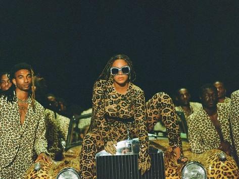 Lookbook from Beyoncé's Black Is King Visual Album
