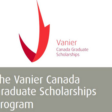 Grad Students Win Vanier Canada Graduate Scholarships.