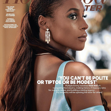 Issa Rae For The Hollywood Reporter