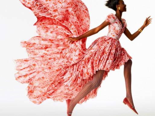 Olamide Ogundele For Elle UK October 2019 By Daniel Clavero