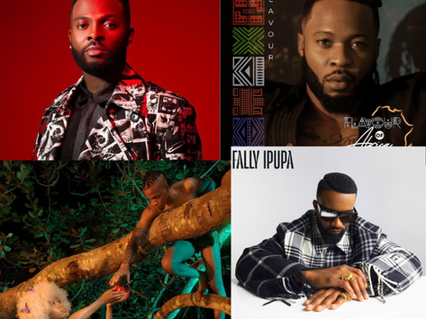 Upcoming Albums: Flavour x Heritier x Watanabe Tekno x Fally Ipupa