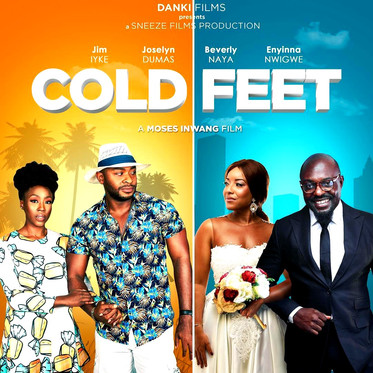 WATCH Trailer: Jim Iyke, Joselyn Dumas, Beverly Naya,  Enyinna Nwigwe In New Movie  'Cold Feet'