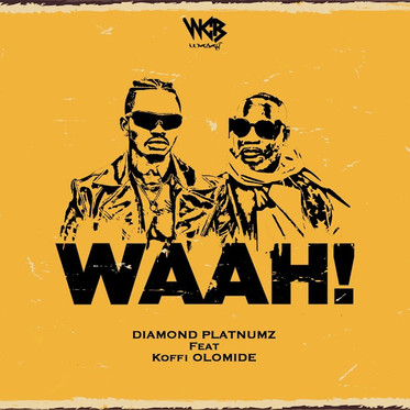 WINNING 'WAAH': Diamond Platmnuz And Koffi Olomide's new song racks up 1 million views in 24 hours