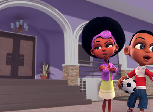 """Adorable Cartoon """"Funke & Habeeb"""" Is Back With Another Episode"""