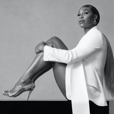 Serena Williams for Stuart Weitzman Spring/Summer 2020 Campaign