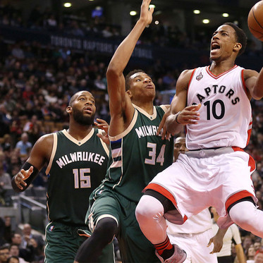 Toronto Raptors win over Milwaukee Bucks, is just thrilling!  We are a win away from NBA Finals.
