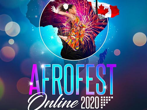 AFROFEST 2020 Is A Virtual Experience!