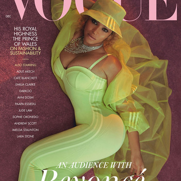 Beyonce For British Vogue By Edward Enninful