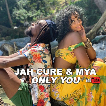 NEW VIDEO ALERT| Jah Cure & Mya - Only You