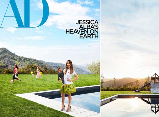 Step Inside Jessica Alba's $10M Los Angeles Home| WATCH