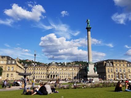 Nachhaltige Mobilität in der Region Stuttgart - Pilotprojekt
