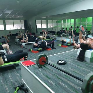 Zenith Gym Work Out Area Palmerston North