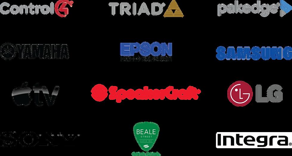 Audio Visual Brands