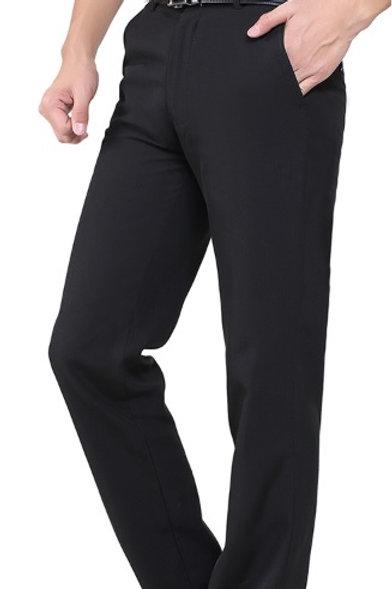 男性黒パンツ AM02001-13