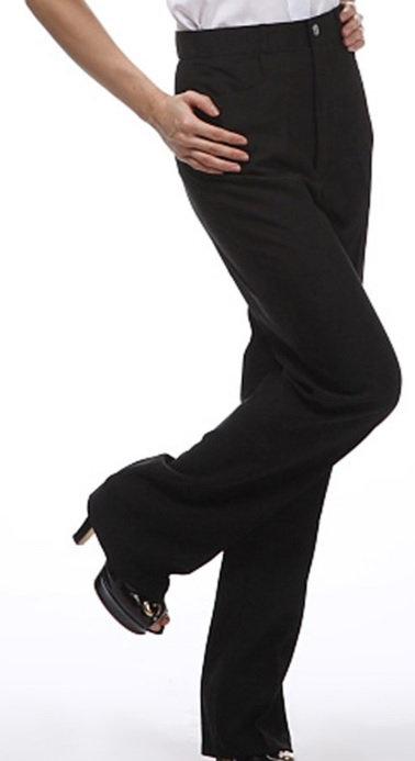 女性黒パンツ AM02002-13