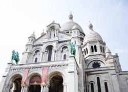 Sacre-Coeur in Paris