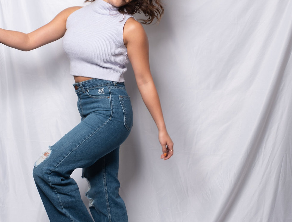 90's Flare Jeans