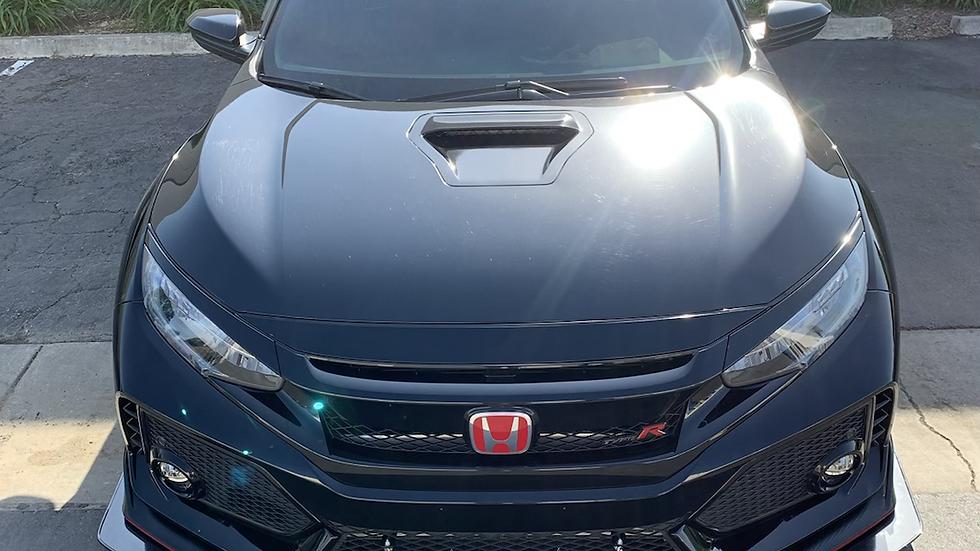 Honda type R front splitter