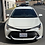 Thumbnail: Toyota Corolla front splitter with winglets