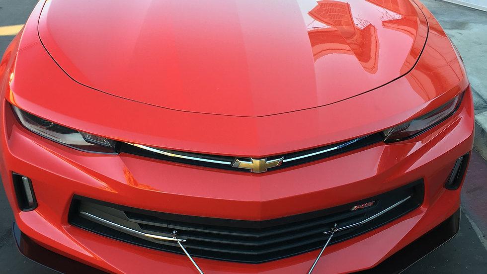 camaro V6 front splitter