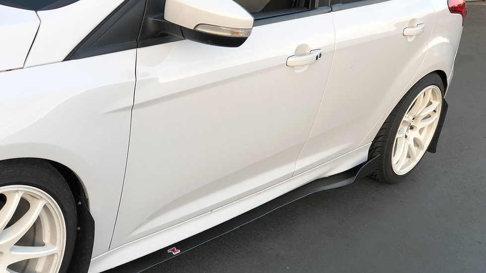 Ford Focus st side blades
