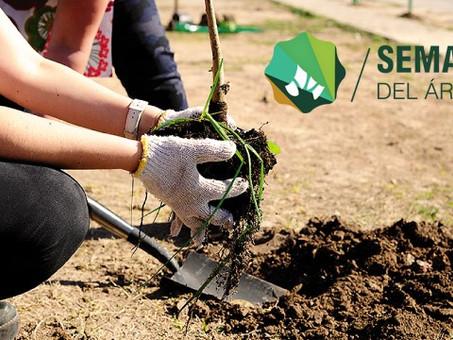 Se presentó Semana del Árbol en el 38° Congreso Nacional de Viveristas