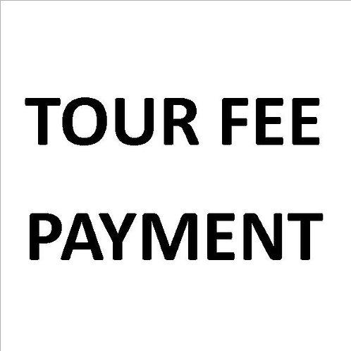 Calgary Dancer Tour Fee Payment ($100 per dancer)