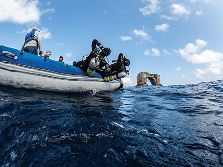 Galapagos Trip - June 6 - June 13, 2021 - Rebreather Friendly